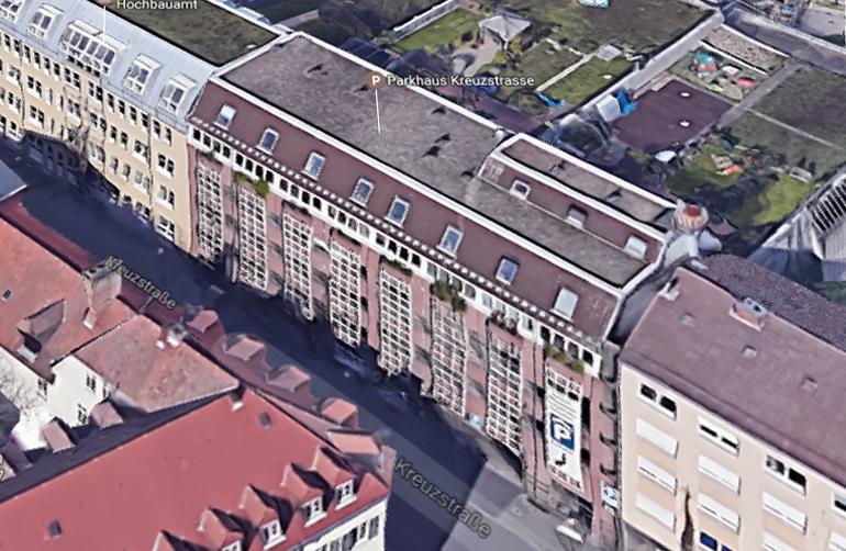 Kreuzstra E Karlsruhe hurrle die immobilien gruppe